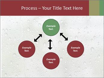 Wet Window PowerPoint Templates - Slide 91