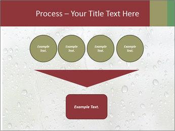 Wet Window PowerPoint Templates - Slide 93