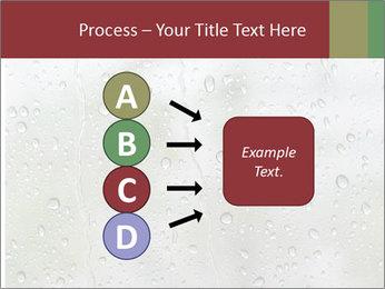 Wet Window PowerPoint Templates - Slide 94