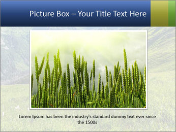 Green Rocks PowerPoint Templates - Slide 15