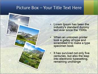 Green Rocks PowerPoint Templates - Slide 17