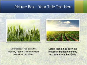 Green Rocks PowerPoint Templates - Slide 18