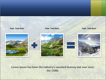 Green Rocks PowerPoint Templates - Slide 22