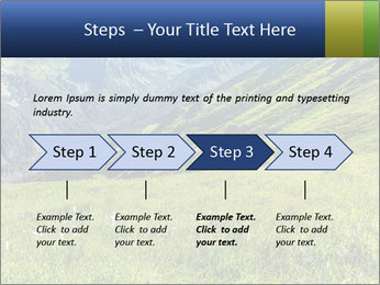 Green Rocks PowerPoint Templates - Slide 4