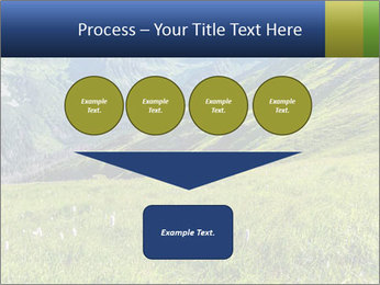Green Rocks PowerPoint Templates - Slide 93