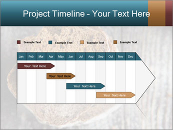 Organic Brown Bread PowerPoint Templates - Slide 25