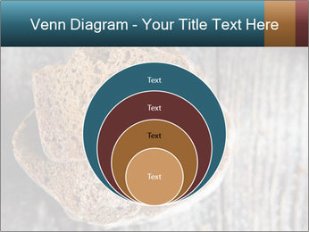 Organic Brown Bread PowerPoint Templates - Slide 34