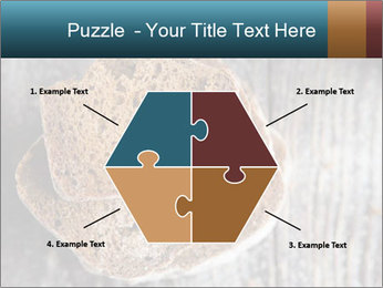 Organic Brown Bread PowerPoint Templates - Slide 40