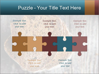 Organic Brown Bread PowerPoint Templates - Slide 41