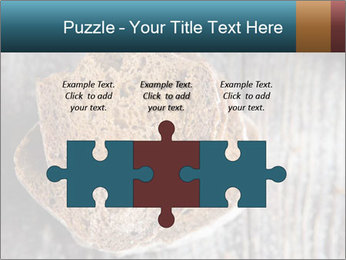 Organic Brown Bread PowerPoint Template - Slide 42