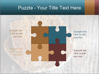Organic Brown Bread PowerPoint Template - Slide 43
