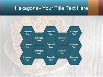 Organic Brown Bread PowerPoint Templates - Slide 44