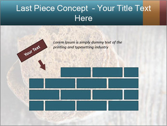 Organic Brown Bread PowerPoint Templates - Slide 46