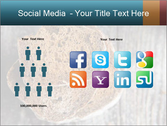 Organic Brown Bread PowerPoint Template - Slide 5