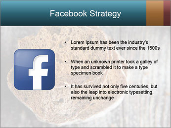 Organic Brown Bread PowerPoint Templates - Slide 6