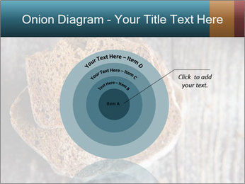 Organic Brown Bread PowerPoint Templates - Slide 61
