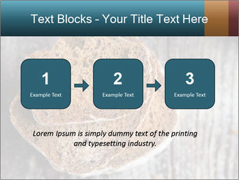 Organic Brown Bread PowerPoint Templates - Slide 71