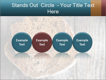 Organic Brown Bread PowerPoint Template - Slide 76