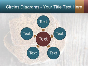 Organic Brown Bread PowerPoint Templates - Slide 78