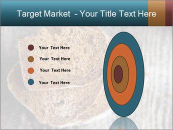 Organic Brown Bread PowerPoint Template - Slide 84