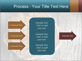 Organic Brown Bread PowerPoint Template - Slide 85