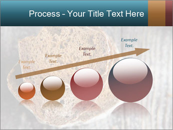 Organic Brown Bread PowerPoint Templates - Slide 87