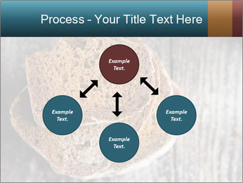 Organic Brown Bread PowerPoint Templates - Slide 91