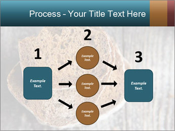 Organic Brown Bread PowerPoint Template - Slide 92