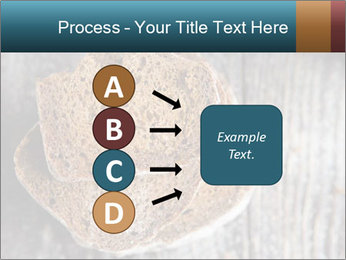 Organic Brown Bread PowerPoint Templates - Slide 94