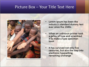 Working African People PowerPoint Template - Slide 13