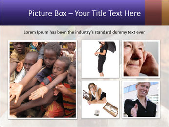 Working African People PowerPoint Template - Slide 19