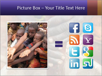 Working African People PowerPoint Template - Slide 21