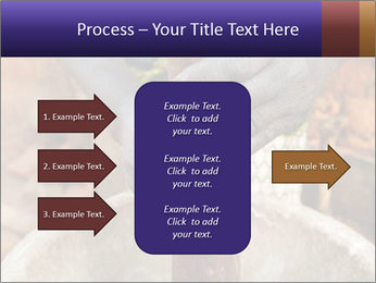 Working African People PowerPoint Templates - Slide 85