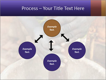 Working African People PowerPoint Templates - Slide 91