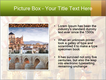 Antient Archway PowerPoint Template - Slide 13