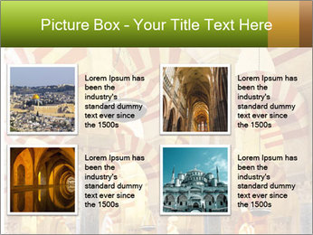 Antient Archway PowerPoint Template - Slide 14