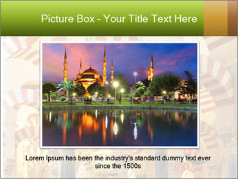 Antient Archway PowerPoint Template - Slide 15