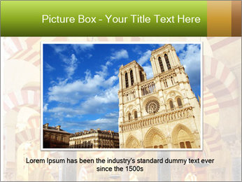 Antient Archway PowerPoint Template - Slide 16