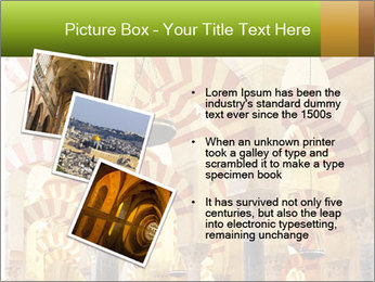 Antient Archway PowerPoint Template - Slide 17