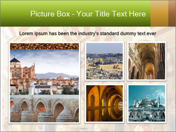 Antient Archway PowerPoint Template - Slide 19