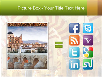 Antient Archway PowerPoint Template - Slide 21