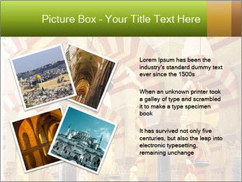 Antient Archway PowerPoint Template - Slide 23