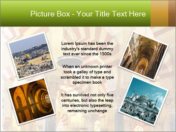 Antient Archway PowerPoint Template - Slide 24