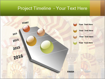 Antient Archway PowerPoint Template - Slide 26