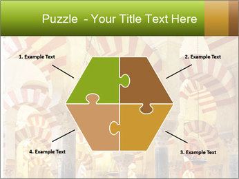 Antient Archway PowerPoint Template - Slide 40