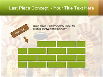 Antient Archway PowerPoint Template - Slide 46