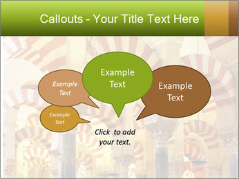 Antient Archway PowerPoint Template - Slide 73