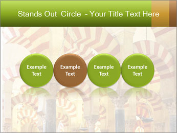 Antient Archway PowerPoint Template - Slide 76