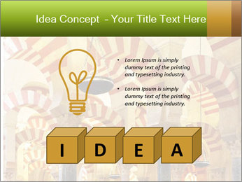 Antient Archway PowerPoint Template - Slide 80