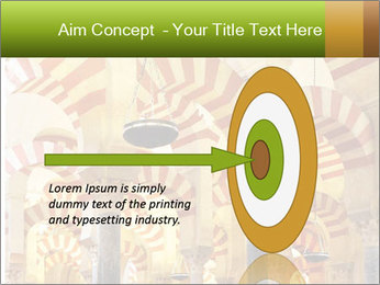 Antient Archway PowerPoint Template - Slide 83